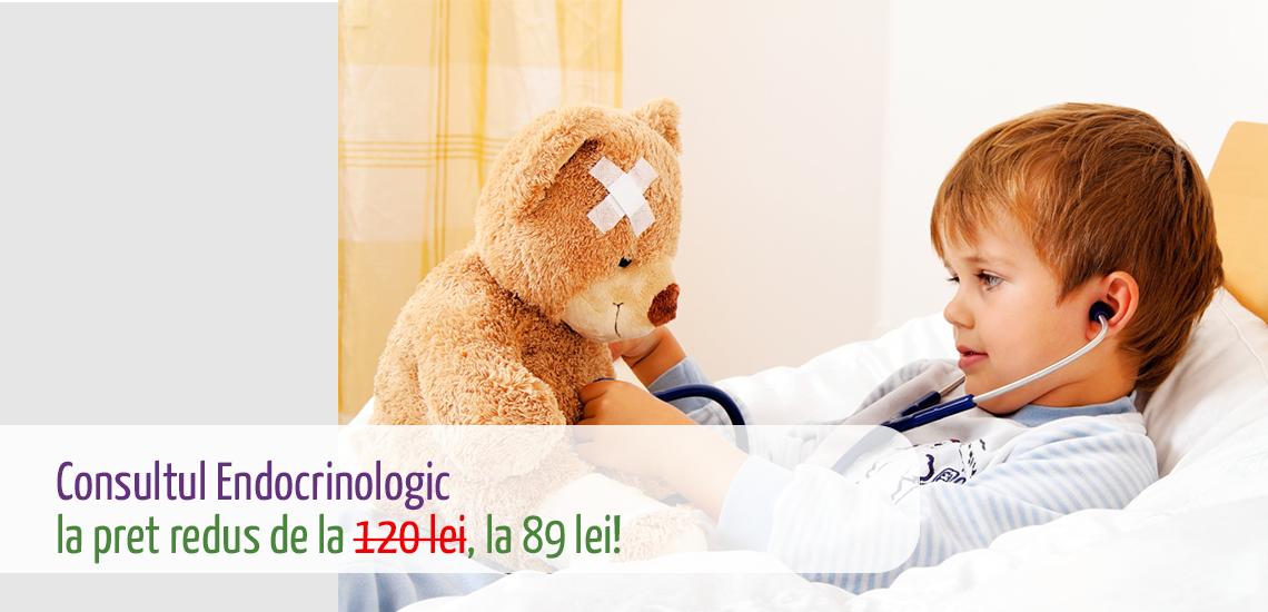 Promoție Endocrinologie